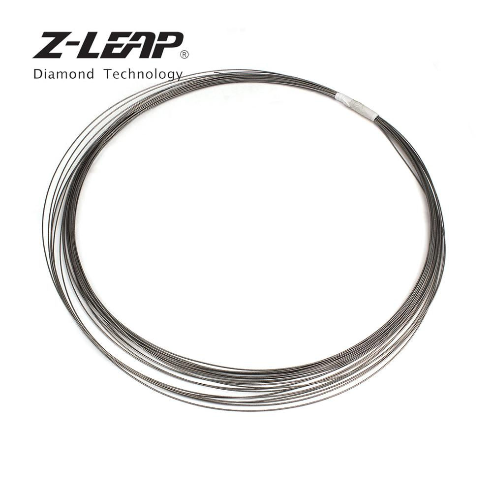 Z-LEAP D1mm Multifunction Coping Saw 2m Length Diamond Wire Saw Jewelry Granite Metal Wood Cutting Wire Electroplated Diy Tool