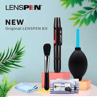 6in1 Dust Cleaner LENSPEN Lens Cleaning Pen Brush Air Blower Wipes kit for for Canon Nikon Sony Pentax DSLR SLR Camera Filters