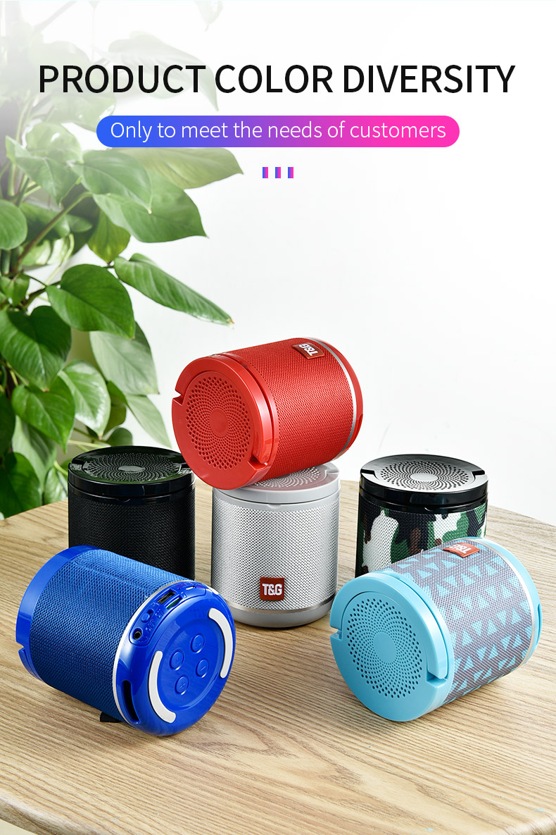 Bluetooth Speaker with Phone Holder TWS Series H38f6a213d78b4805accc68cffc3be117t speaker