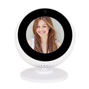 Image 4 - Gosear Fashion 360 Degree Rotation Magnetic Bracket Holder Base Stand Mount Dock for Amazon Echo Spot Smart Speaker Accessories