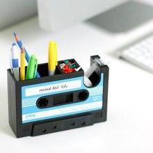 Креативный держатель для дисковой ручки настольный органайзер