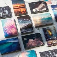 100 arkuszy dostatniej serii notatnik wiadomości kartki samoprzylepne dekoracyjne notatnik karteczki do notowania Memo papiernicze artykuły biurowe