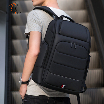Rowe Male Multifunction backpack USB charging business travel backpacks anti-theft waterproof 15.6 inch Laptop back pack Mochila business backpack men laptop backpacks 15 6 inch waterproof male women bags usb charging back pack notebook black travel bagpack