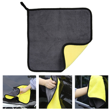 Towels-Accessories Microfibre-Towel Polishing Cleaning-Drying-Cloth Car-Detailing-Care