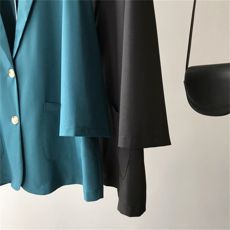Women Office Jacket Slim Suit clothes 2019 Autumn Women`s Working Suit vadim blazer women`s tops Ladies Business Suit (25)