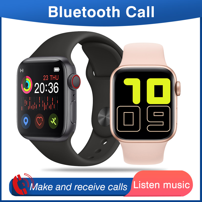 Sports <font><b>Smartwatch</b></font> Men <font><b>Big</b></font> <font><b>Screen</b></font> Smart Watch Women Bluetooth Call Answering Smart Clock Lady Fitness Band Android IOS Heart Rate image