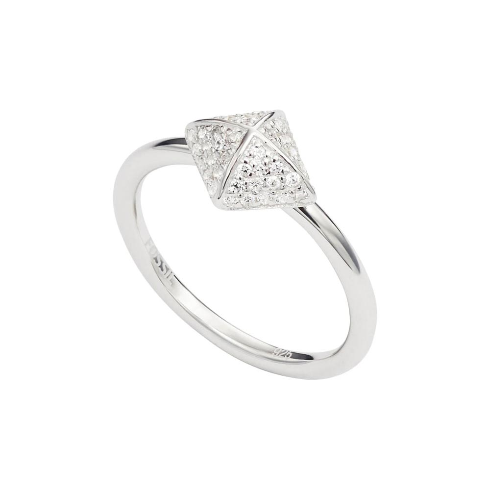 Jewelry Ring Fossil for women JFS00377040 Jewellery Womens Rings Jewelry Accessories Bijouterie vintage alloy engraved circle ring for women