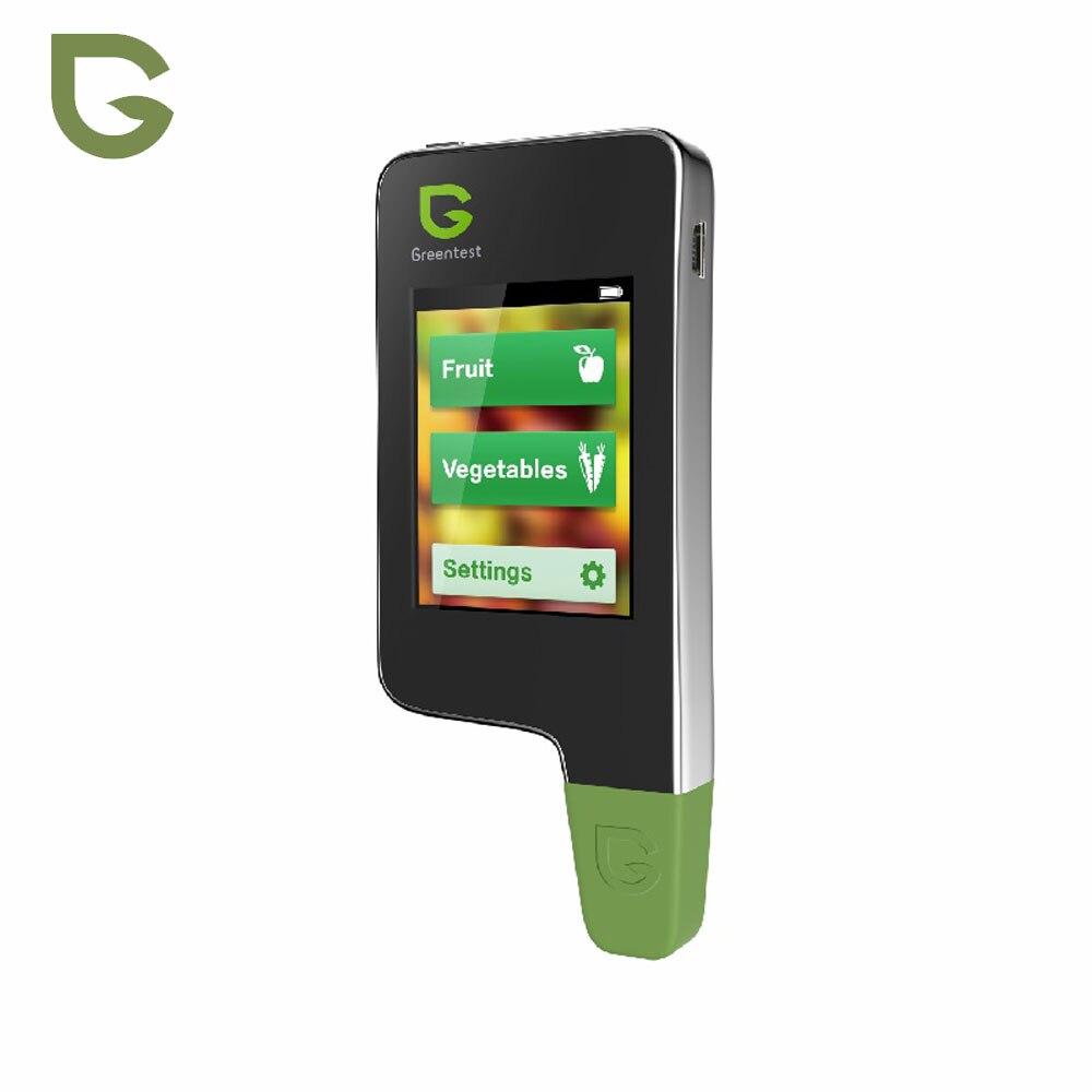 Greentest 1 alta precisão leia digital medidor de concentração testador nitrato de alimentos analisador rápido frutas vegetais detecção nitrato