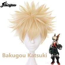 Парик для косплея «Моя геройская Академия» bakugou katsuki bakugo