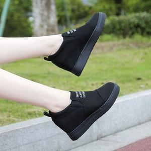 Image 5 - AARDIMI 여성용 로퍼 크리퍼 여성용 캐주얼 신발 여성용 웨지 스니커즈 여성용 슬립 플랫 신발 가을