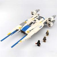 05054 Star Wars The Rebel U Wing Fighter Jets Model 679pcs Building Blocks Bricks Toys Kids Gifts Compatible Legoinglys Starwars