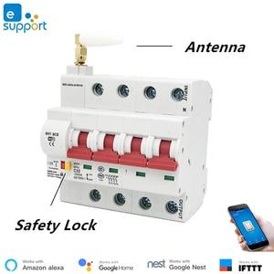 Image 5 - 25A eWeLink WiFi Smart Circuit Breaker Automatic Switch overload short circuit protection , work with Amazon Alexa Google home