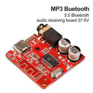 Receiving-Module Audio-Receiver Diy-Board MP3 Circuit-Stereo Bluetooth JL6925A 5V Car