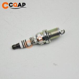 Image 2 - 4pcs BKR7EIX 2667 אירידיום עבור פולאריס פורשה BMW הונדה וולוו BKR7EIX 2667 BKR7EIX2667