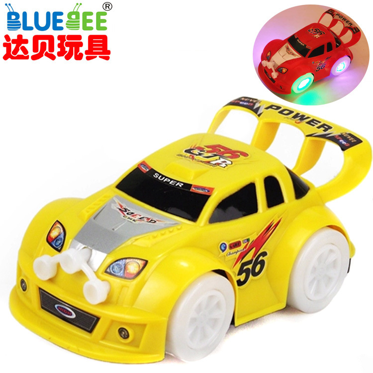 Mini Toy Car Music Light Band Universal Situation Drift Race Car Electric Toy Car