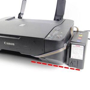 Image 2 - יוקרה רכיבים רציף מערכת אספקת דיו תואם עבור Canon Pixma 2545S MG2540 MG2440 MG2540S MG3040 MG2400 TS3140