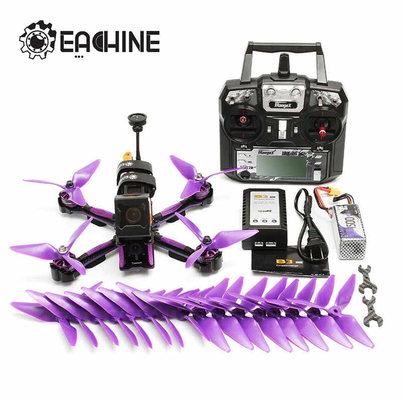 Eachine assistant X220S FPV course Drone RC quadrirotor Multirotor F4 5.8G 40CH 30A dfusil 600 800TVL Flysky FS-i6X RTF RC jouets enfants