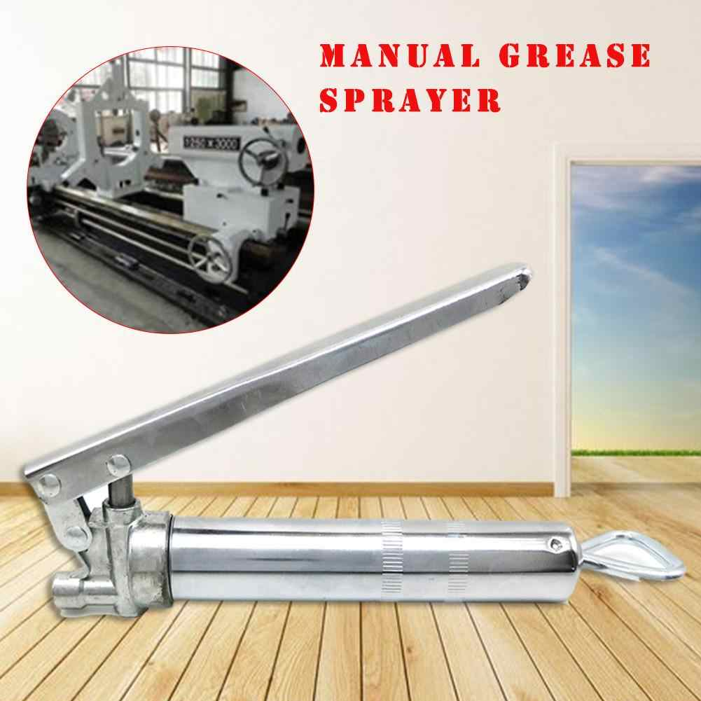 100CC 4500 Psi Mini Grease Gun Manual Grease Sprayer untuk Mobil Truk Kapal Mesin Pemotong Rumput Rol Jalan Traktor Minyak Sprayer