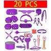 20 PCS Purple
