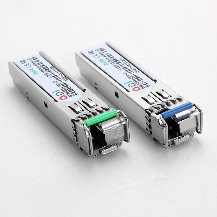1310/1490 1.25Gb DFP2-3124-2IY11Manufacturer Of 40km SFP BIDI Optical Transceiver 1310/1490 1.25Gb Fiber Optic Light Source