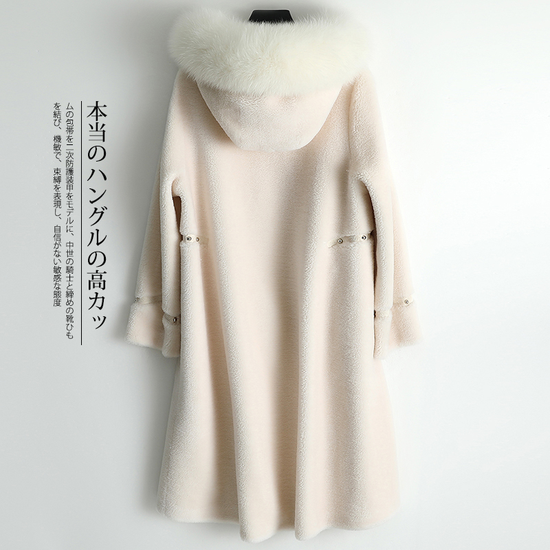 Fur Real Winter Coat Women Clothes 2020 Sheep Shearing Wool Jacket Korean Womens Coats Manteau Femme 968797 YY1510 S S