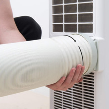 Air-Conditioner with Clockwise-Thread D3 Hose Exhaust-Pipe 15mm-Diameter Portable Flexible