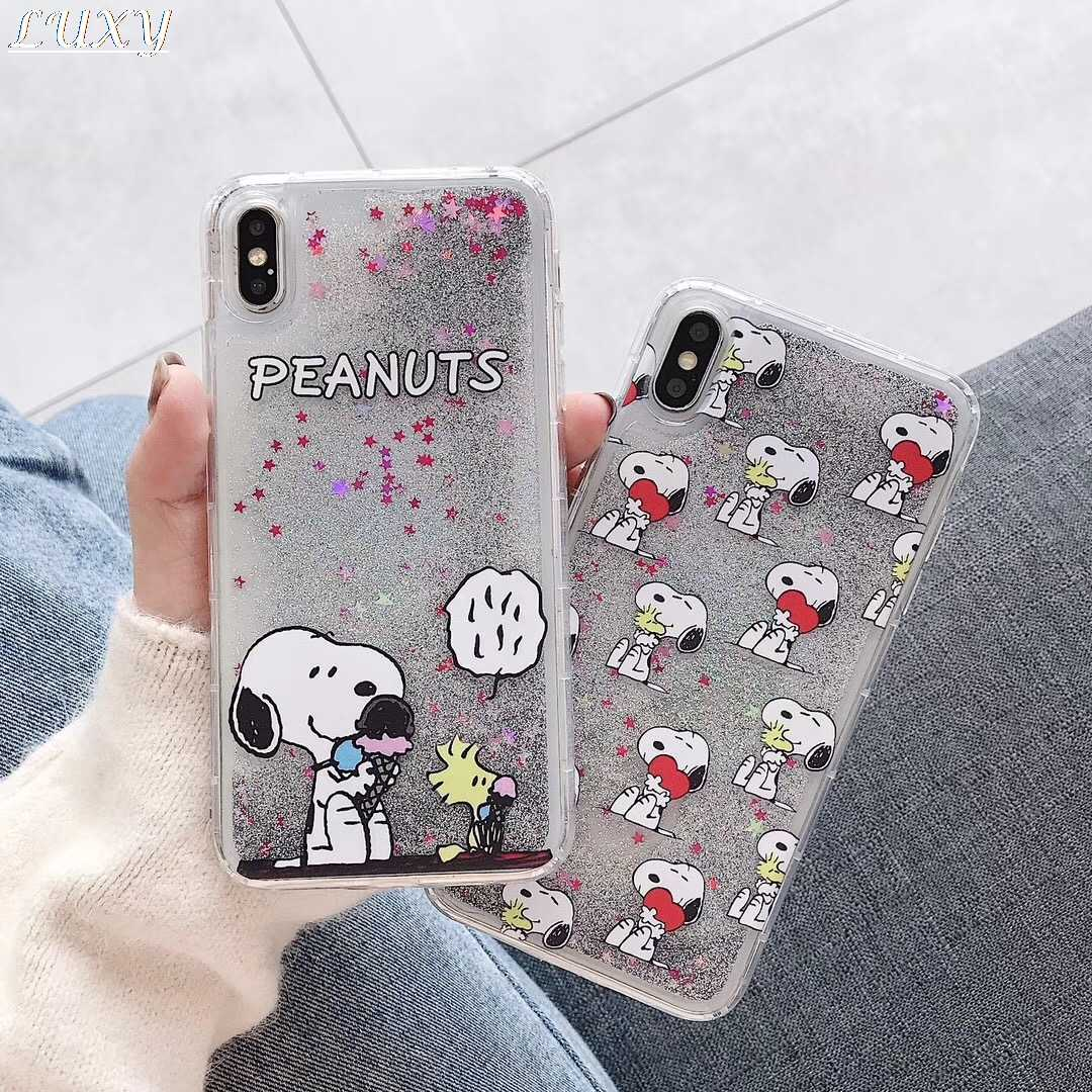 cover iphone 6 snoopy