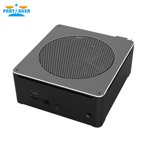 Image 2 - Partaker B18 DDR4 Coffee Lake 8th Gen Mini PC Intel Core i7 8750H 32GB RAM Intel UHD Graphics 630 Mini DP HDMI WiFi