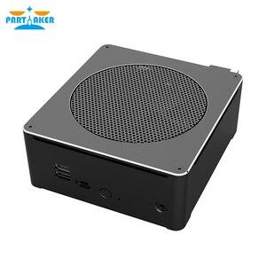 Image 2 - Partaker Mini PC B18, Intel Core i7 8750H 8e Gen DDR4, Intel Core i7, 32 go RAM, Mini PC graphique UHD 630, DP, HDMI et wi fi