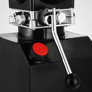 Image 5 - Pack unité hydraulique pour voiture élévatrice, 14l (220V), 60hz, 1 ph,2950 PSI, réparation automobile