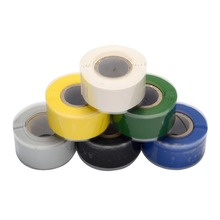 Multi-purpose Self-adhesive Strong Rubber Silicone Repair Waterproof Bonding Tape Rescue Self Fusing Wire