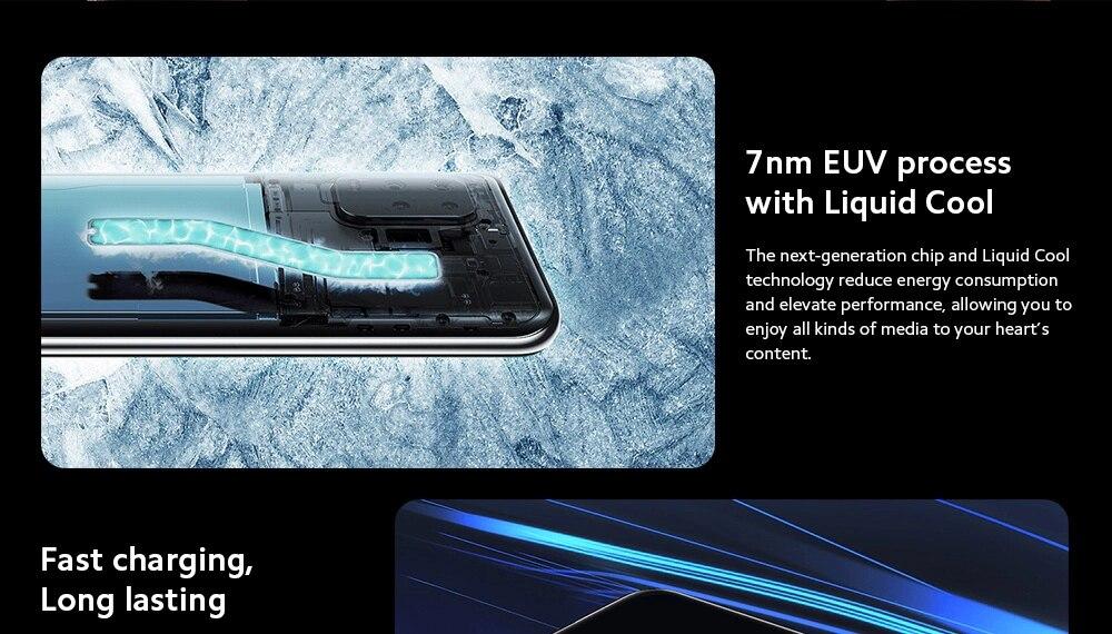 Mi 10 Lite 5G Smartphone