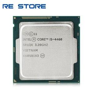 Image 1 - Intel Core I5 4460 Quad Core 3.2 Ghz 6 Mb 5GT/S Lga 1150 Cpu Processor
