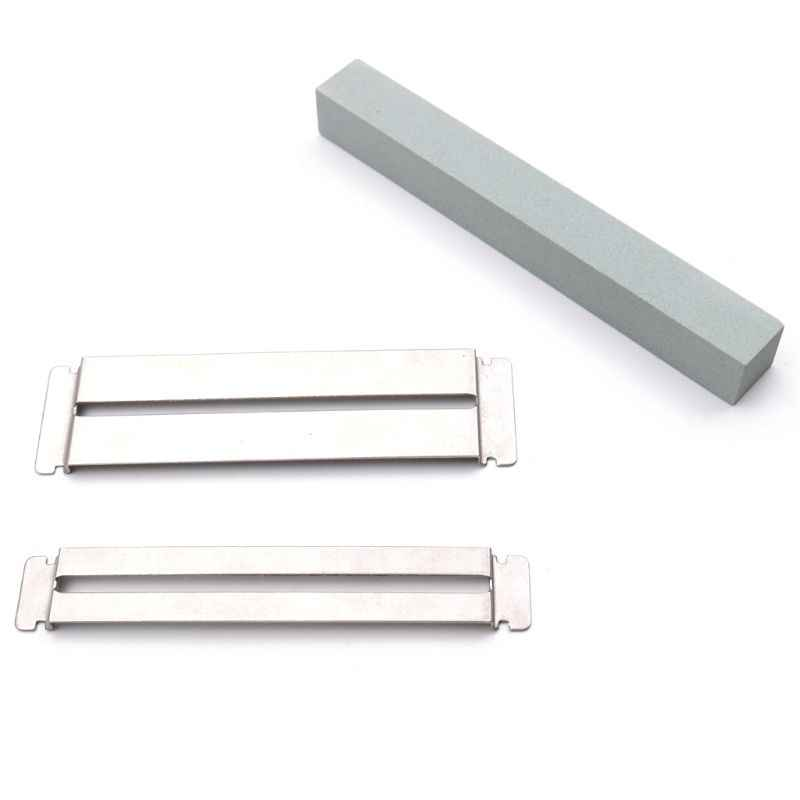 3 Pcs/set Guitar Wire Removal Grinding Stone Fingerboard Protection Gasket Arc Polishing Guitars Repair Tool
