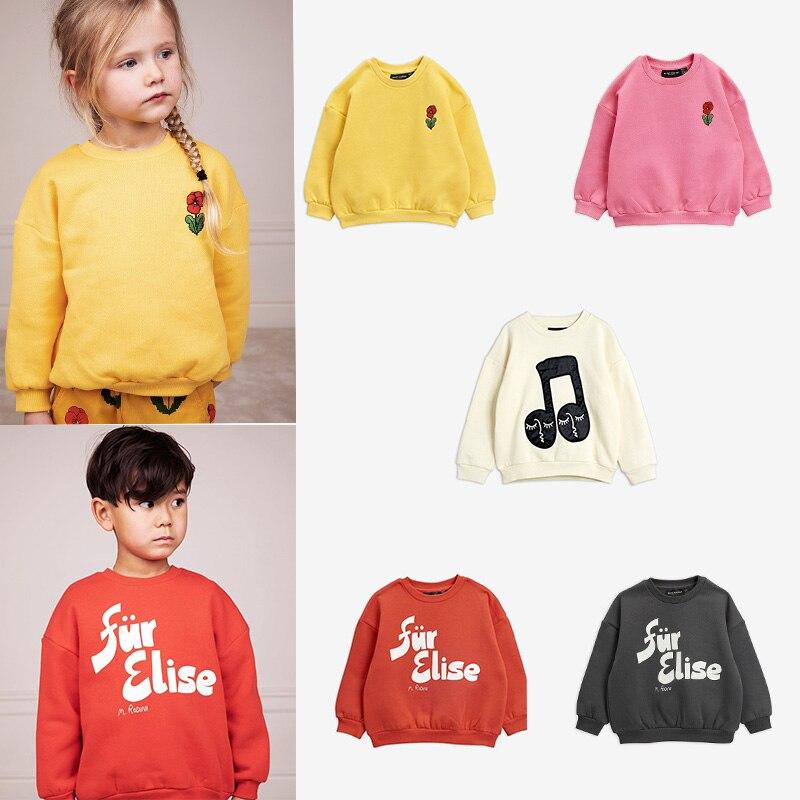 2020 neue Frühjahr Mini Kinder T-shirts Strickwaren Baby Mädchen Kleidung Cartoon Weihnachten Sweatshirt Kleinkind Jungen Top Jacke Strickjacke