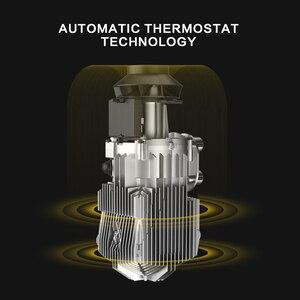 Image 4 - سخان ديزل 5KW 12V 24V ، سخان هواء لوقوف السيارات مع جهاز تحكم عن بعد ، شاشة LCD ، لشاحنات متنقل