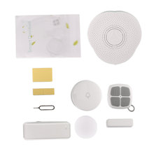 Alarm-System Doorbell Built-In-4.0 Support-Door Motion-Sensor Night-Light Us-Plug Voice-Prompt