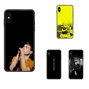 Soft TPU Black Phone Starry Sky Joy Division Ian Curtis For Xiaomi Redmi Note 4 5 5A 6 7 8 8T 9 9S Pro Max image