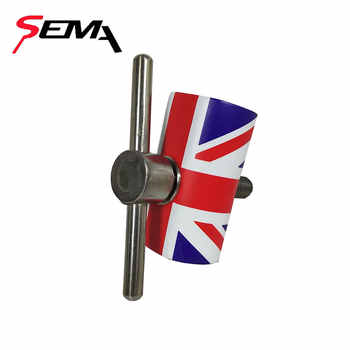 SEMA New Brompton Bicycle carbon Frame Clamp Best Quality Carbon Fibre clamp super light and hot sale products for brompton