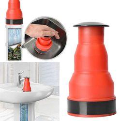Instrukcja 1 szt wc Fouler pogłębiarki moc powietrza instrukcja Clog zlew tłok do czyszczenia łazienki