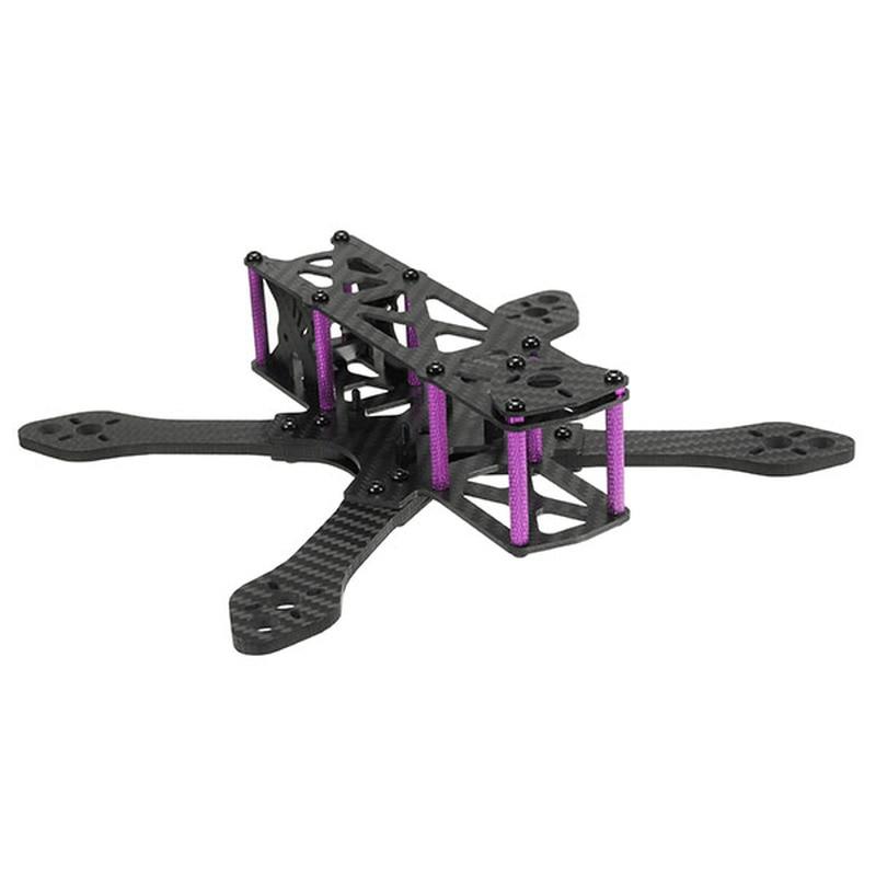 Martian 215 215mm Carbon Fiber RC Drone FPV Racing Frame Kit 136g  for RC Drone FPV Racing