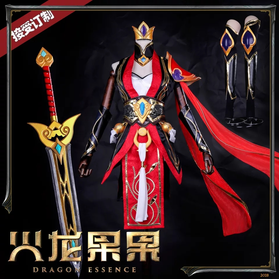 Hot Game LOL Nami Morgana Riven Cosplay Costume Halloween Christmas New Outfit Free Shipping