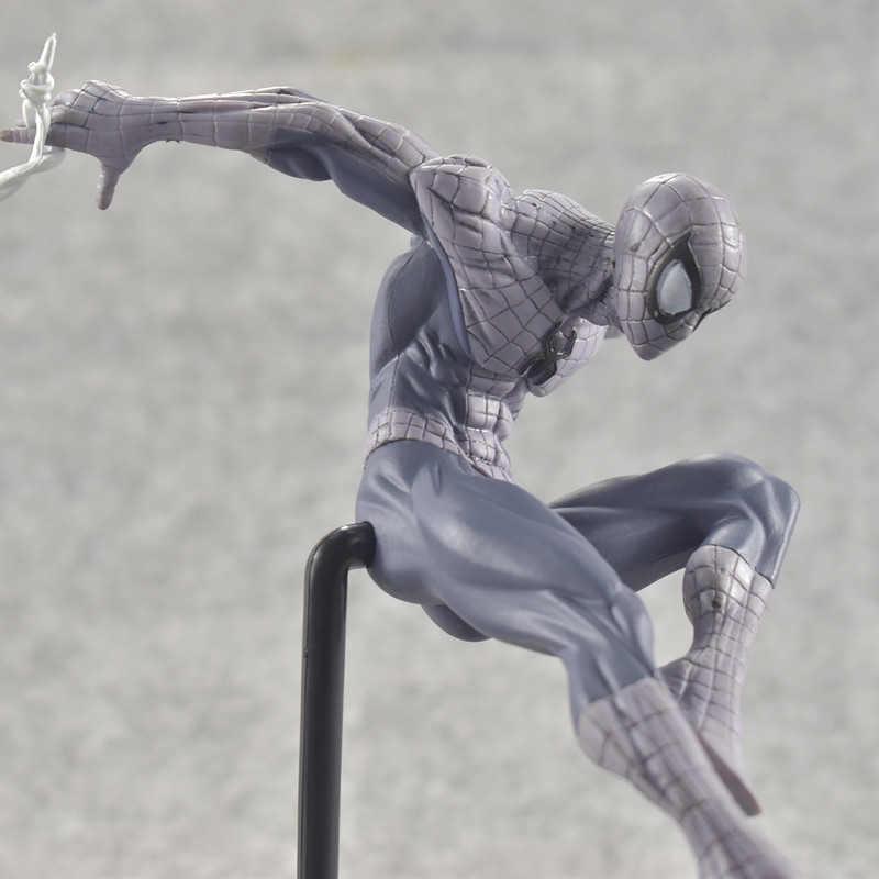 15 см супергерой Человек-паук ПВХ игрушка аниме фигурка коллекция Куклы Дети День рождения рождественские подарки