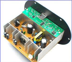 Image 2 - Kyyslb JW A8 100 ~ 200 w 가정용 오디오 차량용 앰프 12v24v220v 발열 클래스 서브 우퍼 전력 증폭기 보드 카드 usb 원격 제어