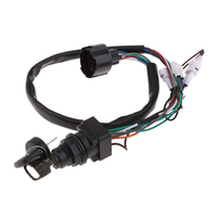 37110 93J00 Boat Motor Ignition Switch Assembly For Suzuki Outboard