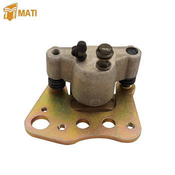 For ATV Polaris ATP Magnum 330 500 Sportsman X2 400 450 500 600 700 800 INTL Right Front Brake Caliper Assembly with Pad 1910841 for atv polaris atp magnum 330 500 sportsman x2 400 450 500 600 700 800 intl left front brake caliper assembly with pads 1910841