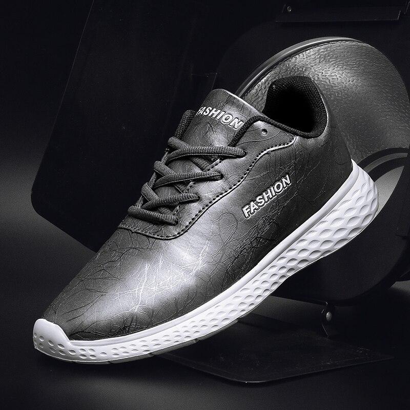 2020 Casual Sneaker Men Casual Shoes Lace Up Men Shoes Light Walking Shoes Men Sneakers Male Trend Shoes Zapatillas Hombre