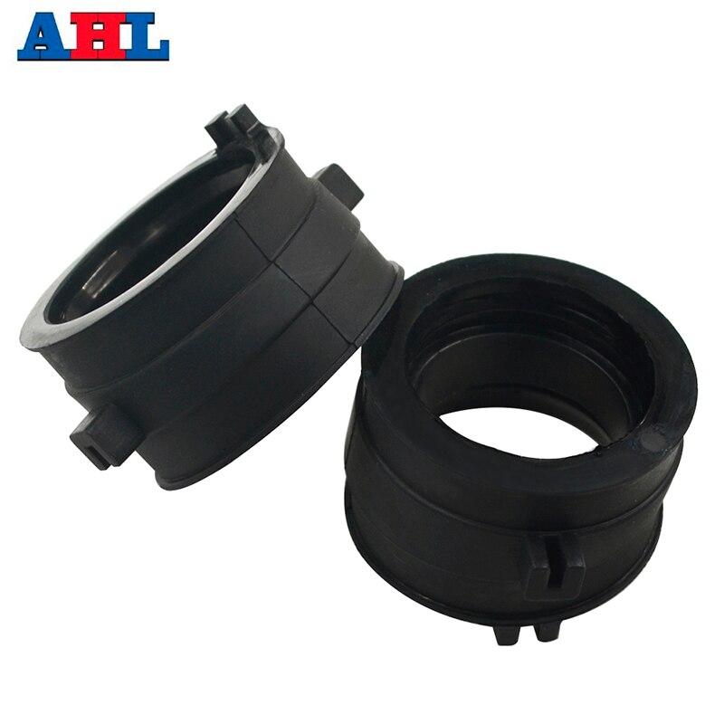 For Honda VT600 VT750 XL600V NT650 NTV600 NTV650 Shadow VLX Deluxe Motorcycle Carburetor Interface Pad Plastic Intake Manifold(China)