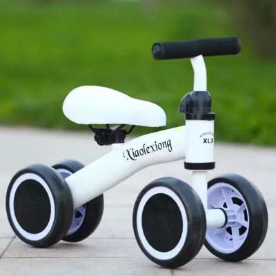 Children's Scooter New Baby Wiggle Ride-on Car Scooter Baby Walker Fun For Kids