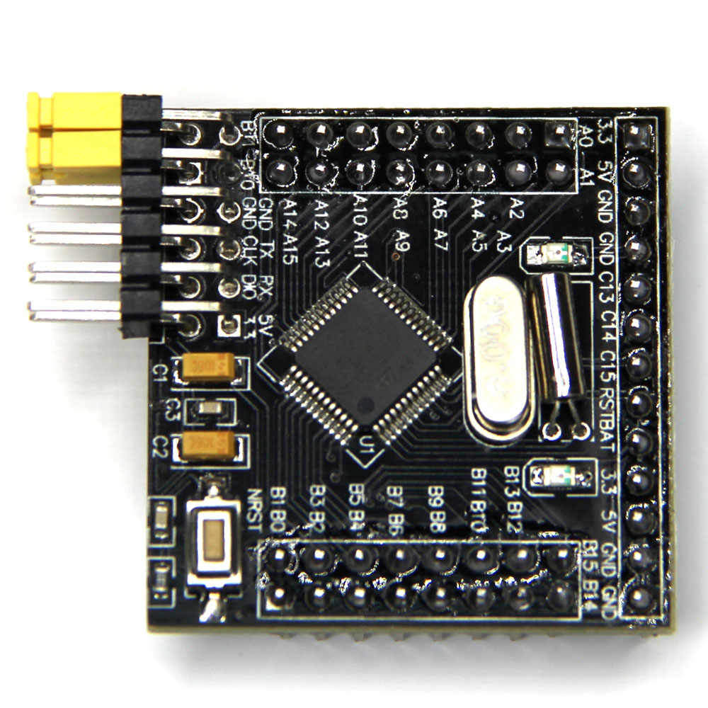 1pcs MINI STM32F103C8T6 Minimum System Board / Core Plate / Transfer / Ultra-small Development Board